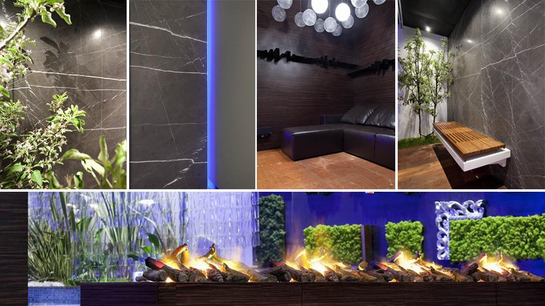 Home spa design milano italy cianciullo marmi for Salone design milano